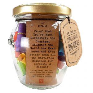 Daughter jar