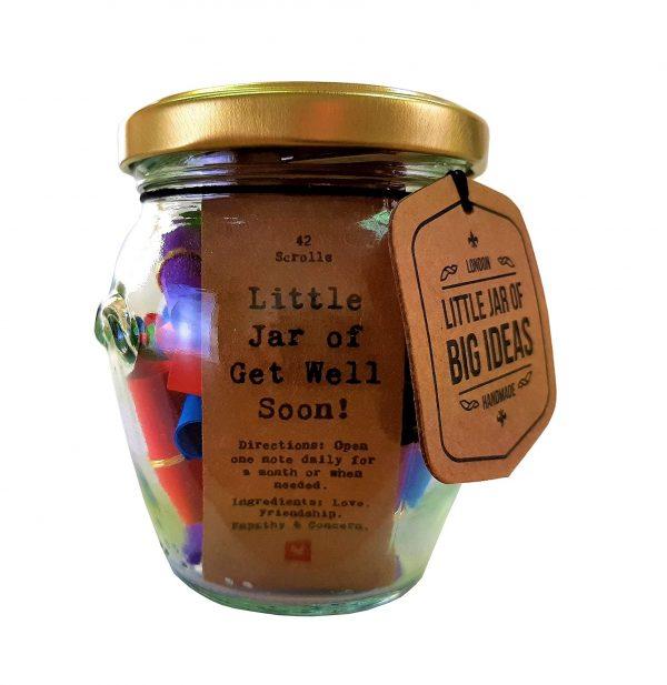 Get well jar