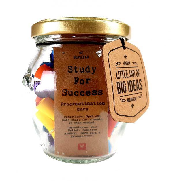 Study jar