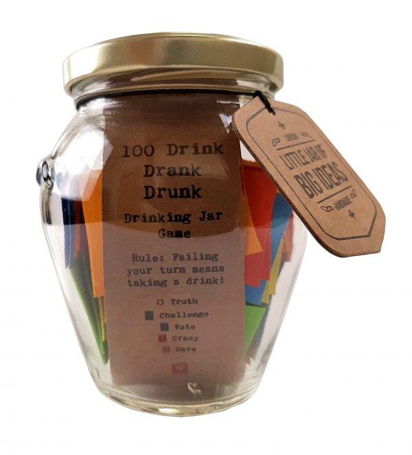 Drinking Jar Game