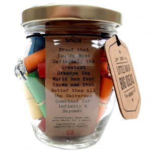 grandpa jar gift