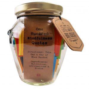 Mindfulness Jar