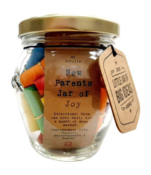 New Parents Jar