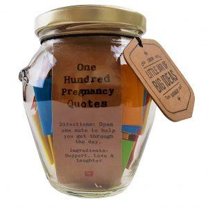 Pregnancy Jar Gift